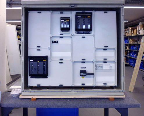 Aussenverteiler 03-HUNDT Elektrosysteme