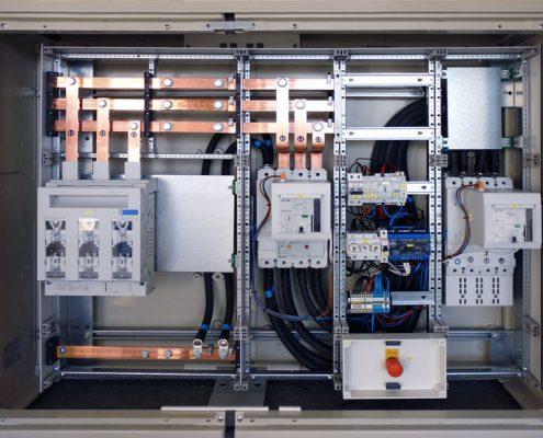 Aussenverteiler 06-HUNDT Elektrosysteme