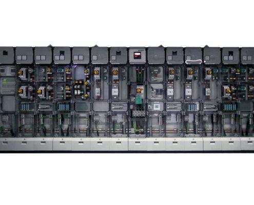 Isolierstoffgehäuse System 01-HUNDT Elektrosysteme