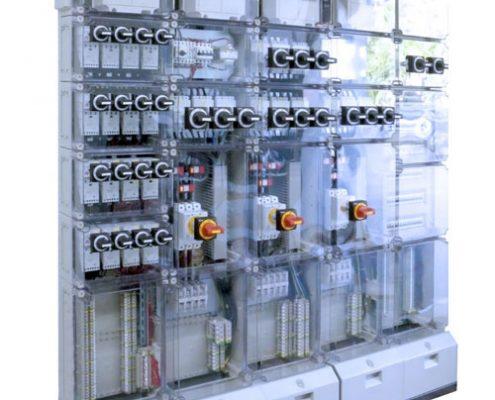 Isolierstoffgehäuse System 02-HUNDT Elektrosysteme