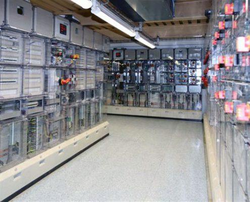 Isolierstoffgehäuse System 04-HUNDT Elektrosysteme