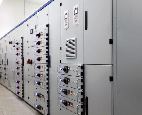 Motor Control Center 01-HUNDT Elektrosysteme