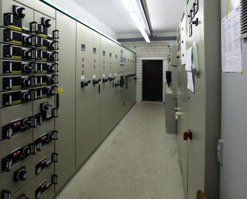 Motor Control Center 03-HUNDT Elektrosysteme