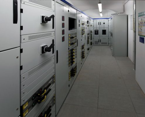 NSHV-05-HUNDT Elektrosysteme