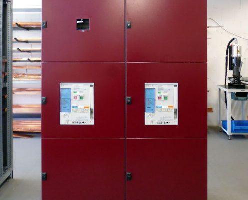 NSHV-07-HUNDT Elektrosysteme