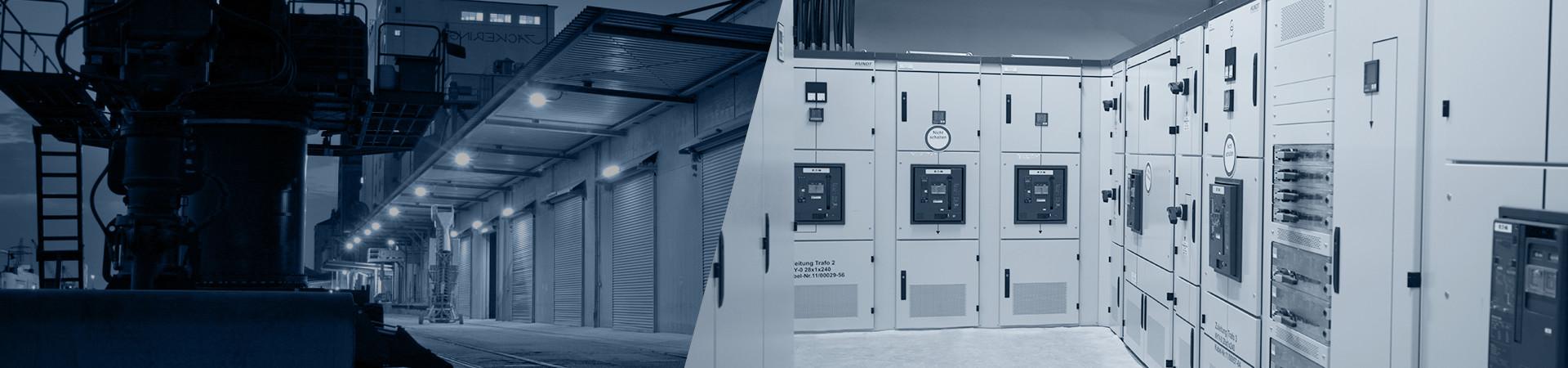 Niederspannungshauptverteiler (NSHV) – HUNDT Elektrosysteme