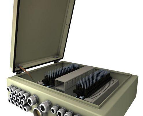 Stahlgehäuse System 04-HUNDT Elektrosysteme