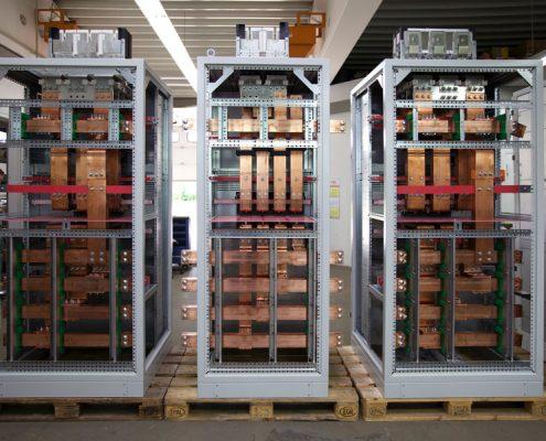 Schienenverteiler 05-HUNDT Elektrosysteme