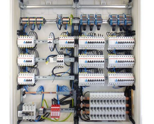 Unterverteiler 05- HUNDT Elektrosysteme