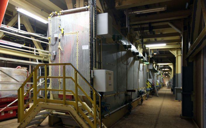 Industriebauten – Energieverteiler-Lösungen von HUNDT Elektrosysteme