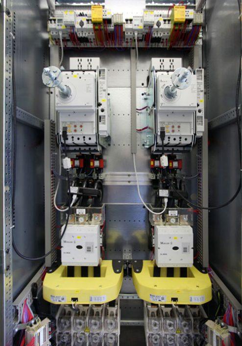Krankenhaus Differenzstromüberwachung-HUNDT Elektrosysteme