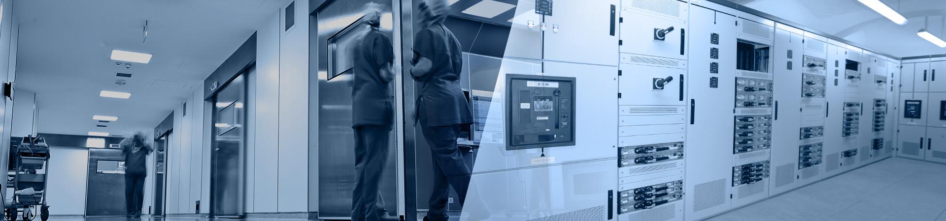 Krankenhäuser – HUNDT Elektrosysteme