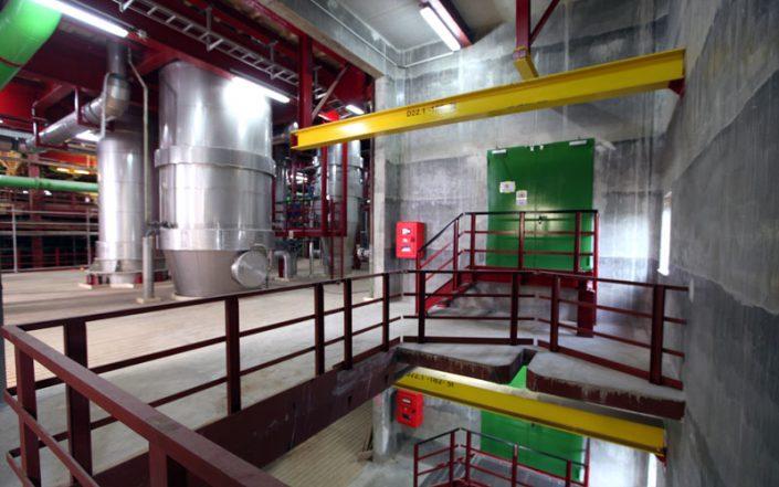 Produktionshallen – Energieverteiler-Lösungen von HUNDT Elektrosysteme