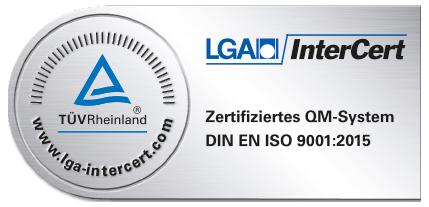 DIN-ISO-9001-2015 - HUNDT Elektrosysteme