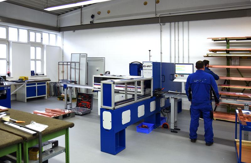 Ehrt-Maschine-HUNDT-Elektrosysteme