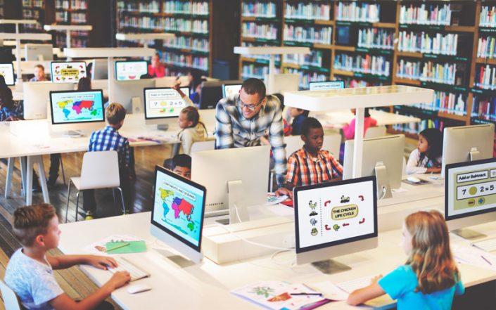 Schulen Kindergärten-HUNDT Elektrosysteme