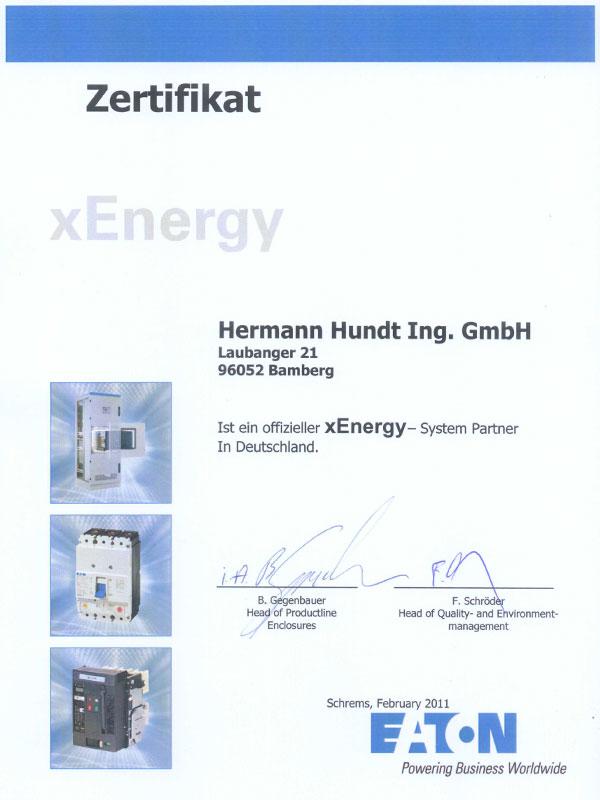 Eaton xEnergy – HUNDT Elektrosysteme