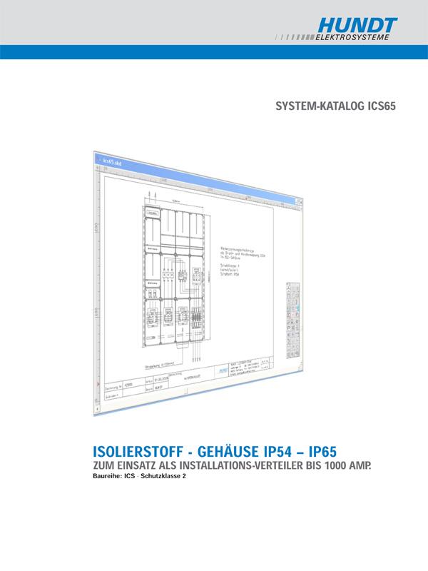 Isolierstoff - Gehäuse IP54 - IP65 – HUNDT Elektrosysteme