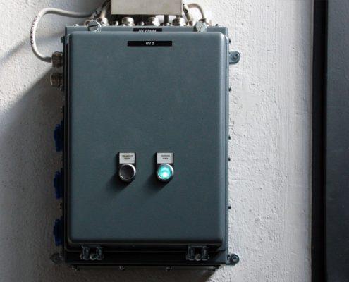 Stahlgehäuse System 01-HUNDT Elektrosysteme