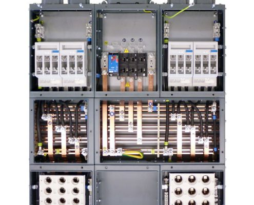 Stahlgehäuse System 02-HUNDT Elektrosysteme