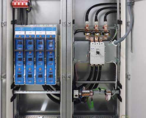 Unterverteiler 02- HUNDT Elektrosysteme