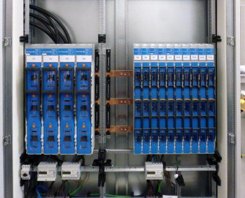 Unterverteiler 03- HUNDT Elektrosysteme