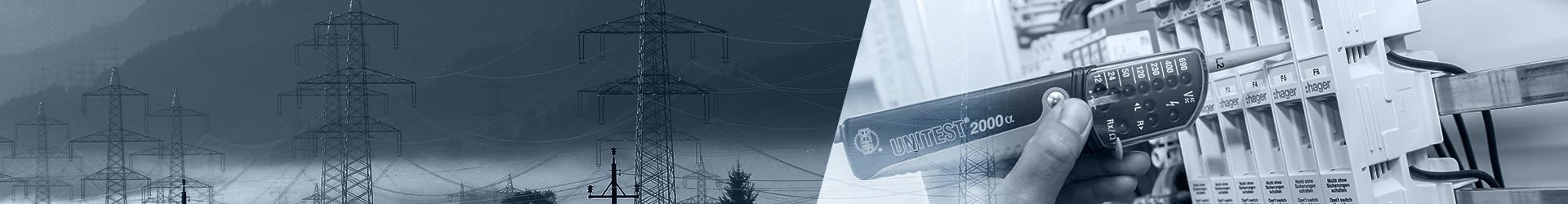 Analyse & Schutz – HUNDT Elektrosysteme